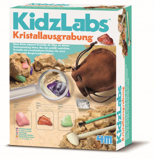 KidzLabs Crystal Excavation