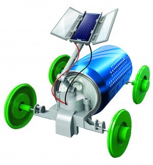 GreenScience Solar Car