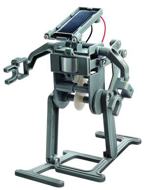 GreenScience Solar Robot
