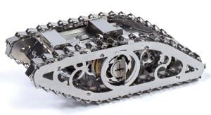 TIME FOR MACHINE Kit de constuction en métal Marvel Tank
