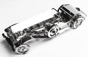 TIME FOR MACHINE Kit de constuction en métal Royal Voyager