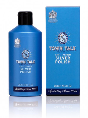 Mr Town Talk silver polish, cont. 250ml