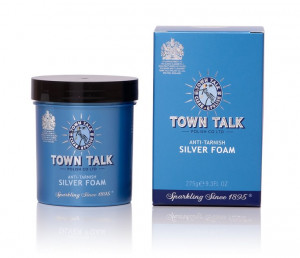 Mr Town Talk cleaning foam for silver, cont. 275g