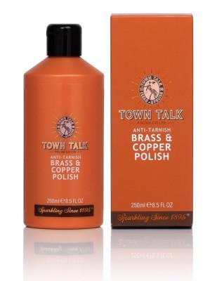 Mr Town Talk nettoyante de polissage pour laiton et cuivre