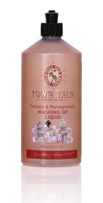 MR. TOWN TALK Superior Tomato & Pomegranate Washing Up Liquid, 500ml
