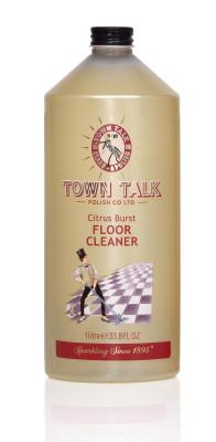 Mr Town Talk floor cleaner, Citrus Burst, 1 litre