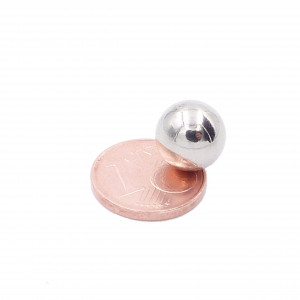 Neodymium magnet ball 10mm extra strong