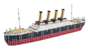 Tronico Metallbaukasten RMS Titanic