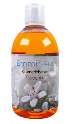 Gardenia room freshener for humidifiers