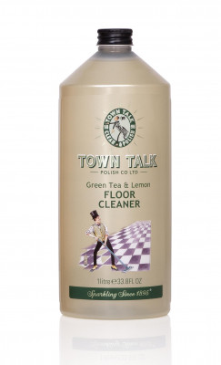 Mr Town Talk Bodenreiniger Green Tea and Lemon 1 Liter