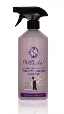 Mr Town Talk Glasreiniger Sandalwood and Lavender 620ml