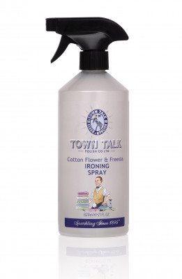 TOWN TALK Bügelspray Cotton Flower and Freesia, 620ml