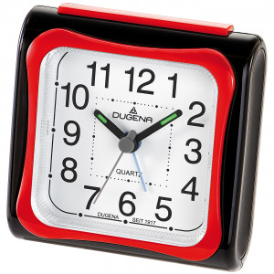 DUGENA Quarz alarm clock 4460618