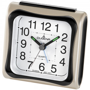 DUGENA Quartz alarm clock 4460620