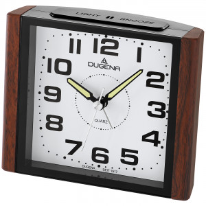 DUGENA Quartz alarm clock 4460592
