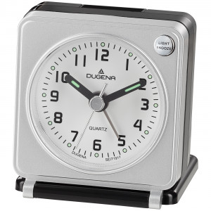 DUGENA Quartz travel alarm clock 4460950