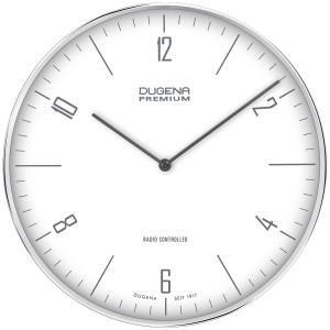 DUGENA Radio-controlled wall clock Dessau 7000997
