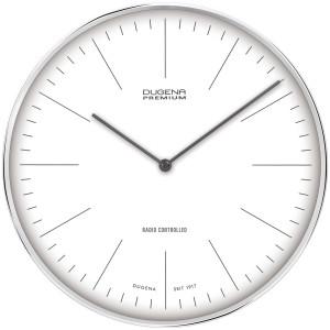 DUGENA Radio-controlled wall clock Dessau 7000999