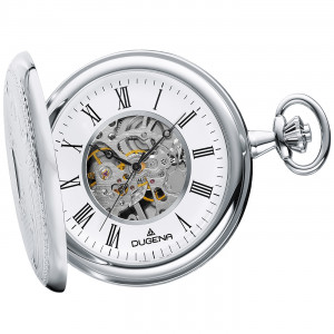 Pocket watch Savonette 4460637 Manual winding