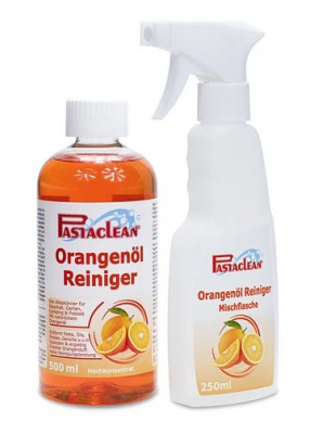 Pastaclean orange oil cleaner, concentrate 500ml