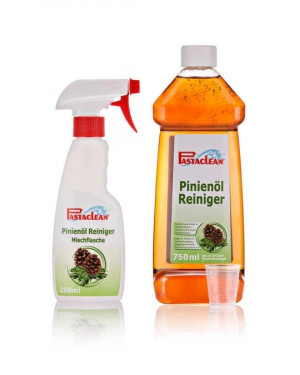 Pastaclean pine oil cleaner, concentrate 1 liter, with accessories