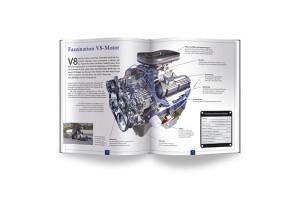 Bausatz Lernpaket V8-Motor