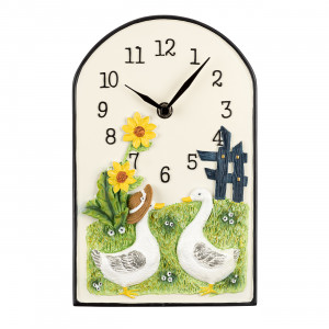 Atlanta 6108 Kitchen clock quartz multicolored