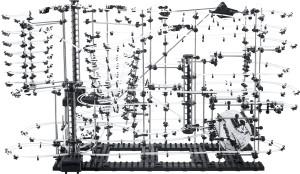Star Coaster Kugel-Achterbahn Level 9, 1578 Teile
