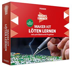 Maker Kit Löten Lernen
