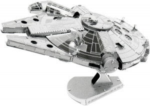 METAL EARTH 3D-Bausatz STAR WARS Falcon MMS251