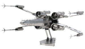 METAL EARTH 3D-Bausatz STAR WARS X-Wing Fighter