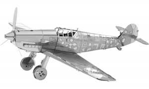 METAL EARTH 3D kit MESSERSCHMITT BF-109