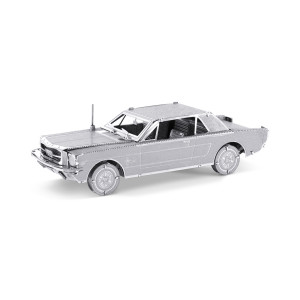 METAL EARTH 3D-Bausatz Ford 1965 Mustang Coupe