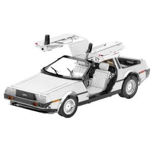 METAL EARTH 3D kit Delorean