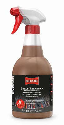 BALLISTOL Grill-Reiniger, 750ml - entfernt rückstandslos eingebrannte Rückstände