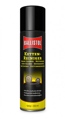 BALLISTOL Kettenreiniger-Spray, 250ml