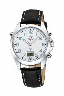 Master Time Funk Specialist Licht Men's Watch - MTGA-10735-12L