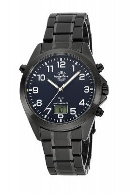 Master Time Funk Specialist Licht Men's Watch - MTGA-10737-22M