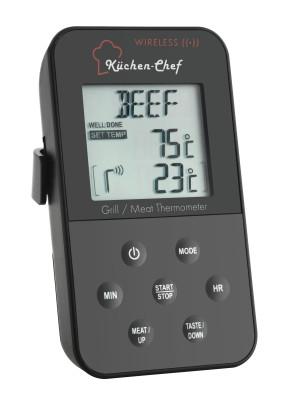 TFA Funk-Grill-Bratenthermometer