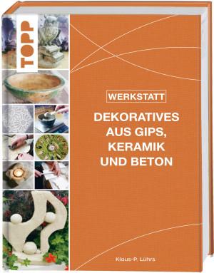 Book Decorative items made of plaster, ceramics and concrete