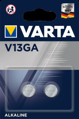 Varta V13GA battery - 2pcs-kit