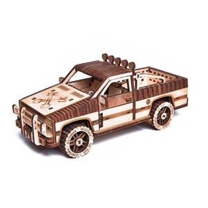 WOOD TRICK Pick-Up Truck, 276 components