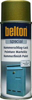 belton Hammerschlag-Lack, gold - 400ml