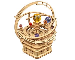 ROKR 3D-Bausatz Spieluhr Galaxie Starry Night