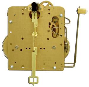 Regulatorwerk Hermle 141-031, 14-Tage, Pendel 25cm , Schlag auf Gong