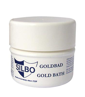 Gold-Tauchbad, 150 ml Silbo
