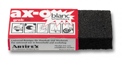 Schleiffix-Block Korn 240 (fein) Artifex