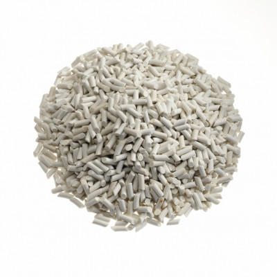 Polishing beads (ceramic chips)