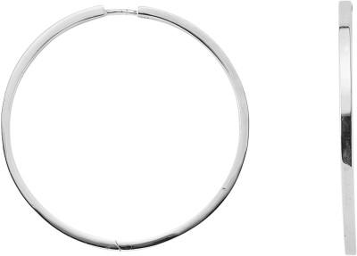Creolen Silber 925/rh Ø 42,60 mm