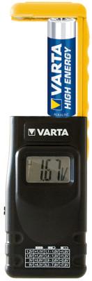 Varta Battery Tester LCD-digital
